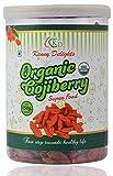 #4: Kenny Delights Certified Organic Goji Berry, 150 g