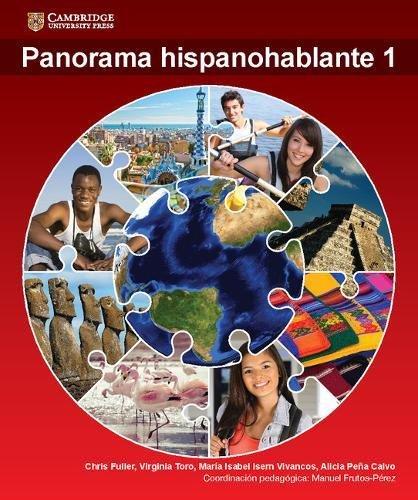 Panorama hispanohablante Student Book 1 (IB Diploma)
