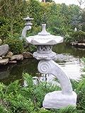 Rankei A japanische Steinlaterne