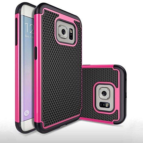 Roar iPhone 4 4S Silikon Schutzhülle, TPU Hardcase Handyhülle, Outdoor Bumper Handyschale für Apple iPhone 4 4S, Pink