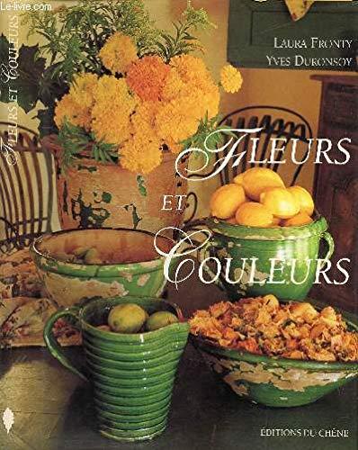 Fleurs et couleurs par Laura Fronty