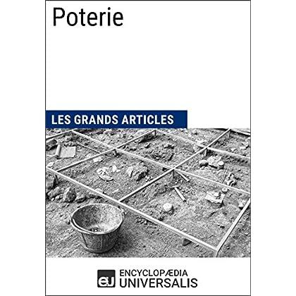 Poterie: Les Grands Articles d'Universalis