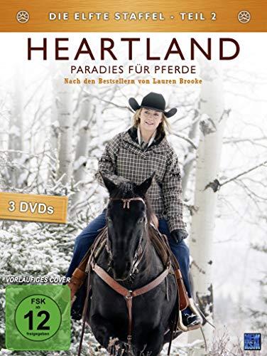 Heartland - Paradies für Pferde - Staffel 11.2 [3 DVDs]