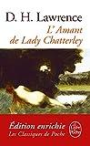 l amant de lady chatterley classiques