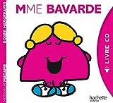 Monsieur Madame - Livre CD Mme Bavarde