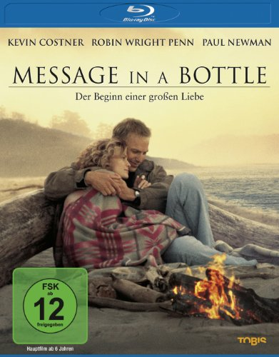 Bild von Message in a bottle [Blu-ray]