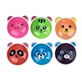 #9: Kawaii Jumbo Zoo Fruits Slice Clear Soft Slime Scented Stress Relief Sludge Toys Gift for Kids and Adults - Waymine