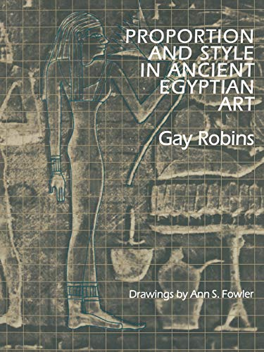 Proportion and Style in Ancient Egyptian Art -