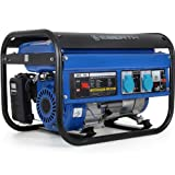 EBERTH 3000 Watt Benzin Stromaggregat