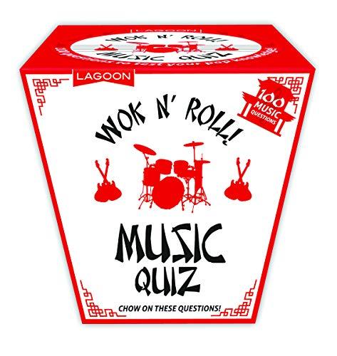 Lagoon Group Lagune 7411Wok N Roll Musik Quiz Spiel