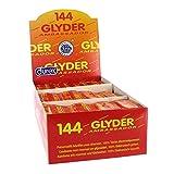 DUREX GLYDER AMBASSADOR (CAJA 144 UNIDADES)