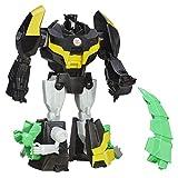 Hasbro Transformers B0067 - Robots in disguise 3-Step Changer Grimlock, Actionfigur - Special Edition - Grimlock - Tyranosaurus Rex