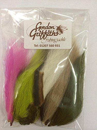 gordon-griffiths-mixed-bucktail-piezas-6-piezas-por-paquete-paquete-de-agua-salada