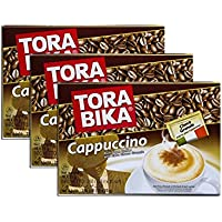 Tora Bika Cafe Tora bika cappuccino 10 porciones, Pack de 3