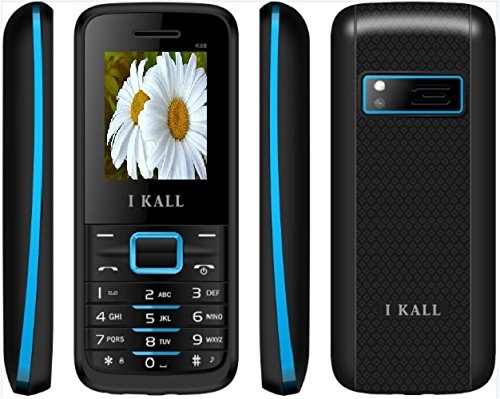 IKALL K88 Black& Blue