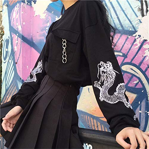 Geindhjiodn versión Coreana del suéter Harajuku