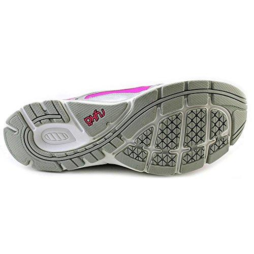 Ryka Prodigy 2 Breit Maschenweite Laufschuh Pink/Silver