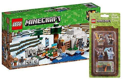 Comprar Figuras Lego Minecraft Lo Mejor Del Mercado 2019
