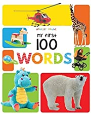 My First 100 Words Padded Board Books