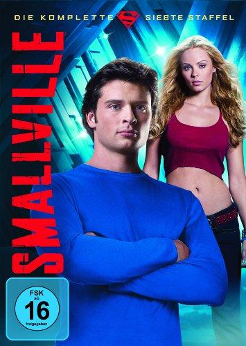 Warner Home Video - DVD Smallville - Die komplette siebte Staffel [6 DVDs]