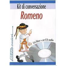 Romeno. Kit di conversazione. Con CD Audio
