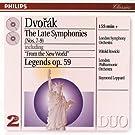 Dvor�k: The Late Symphonies; Legends
