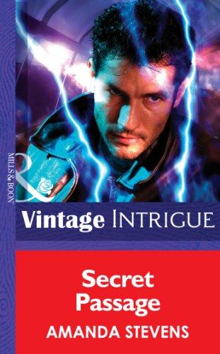 Secret Passage (Mills & Boon Intrigue) (Quantum Men, Book 3) (English Edition)