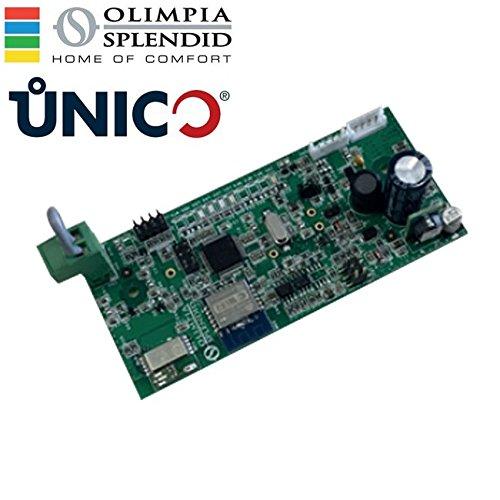 Kit Unico WI-FI Olimpia Splendid per il comando del climatizzatore da remoto applicazione