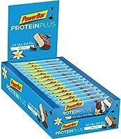 PowerBar Protein Riegel mit nur 107 Kcal - Low Sugar Eiweiß, Fitness Ballaststoffen, 30 Stück