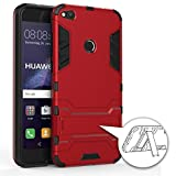 Becool® - Hybrid Hülle [Heavy Duty] für Huawei P8 Lite