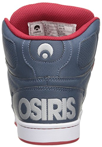 Osiris NYC 83 Blue/Red/Silve Blue/Red/Silver