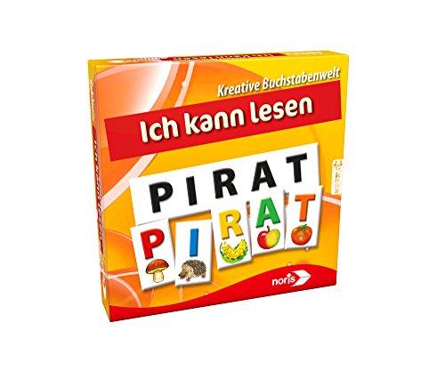 """Noris Spiele 608985767 - \""""Ich kann Lesen Kinderspiel"""