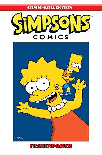 Simpsons Comic-Kollektion: Bd. 44: Frauenpower