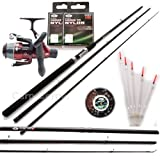 complete match fishing outfit Kit Starter Set up Beginners