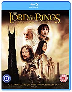 Lord Of The Rings - The Two Towers [Edizione: Regno Unito] [Blu-ray] [Import italien]