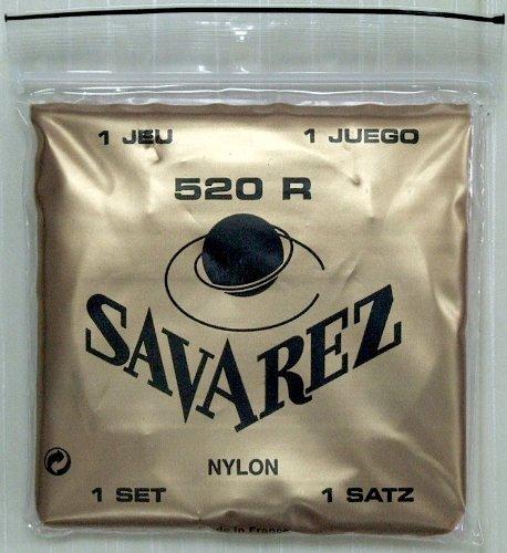 Savarez 520R - Juego cuerdas para guitarra clásica