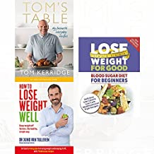 lose weight for good blood sugar diet for beginners,tom's table [hardcover] and how to lose weight well 3 books collection set - keep weight off forever, the healthy, simple way