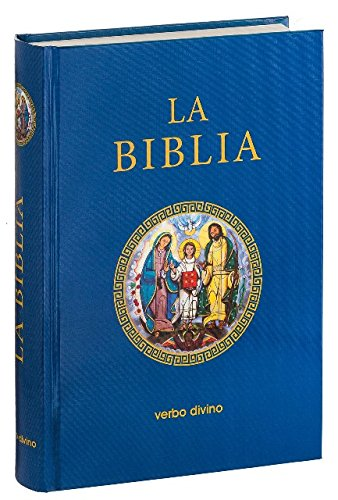 La Biblia (bolsillo - cartoné): 15 x 10 (Biblias Verbo Divino)