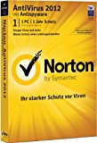 Norton AntiVirus 2012 - 1 PC Bild