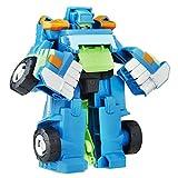 Playskool B5866EL2 Héroes Transformers Rescue Hoist The Tow-Bot - Bote de cocina
