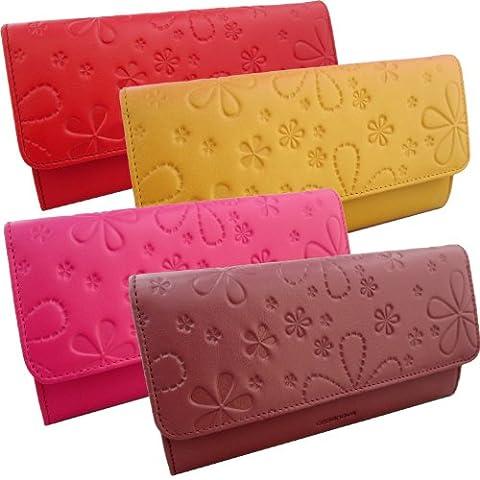 Porte Monnaie Longchamp - KissMe Collection Portefeuille en cuir pour femme