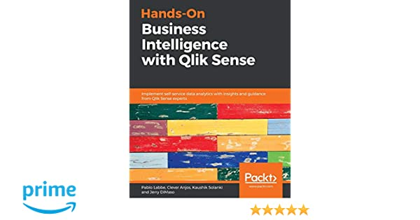 Buy Hands-On Business Intelligence with Qlik Sense