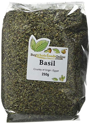 Buy Whole Foods Online Basil 250g