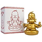 Rare The Simpsons Official Memorabila Homer Mini Golden Buddha 3\