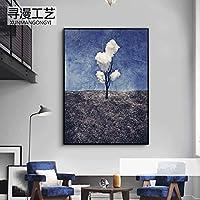 T.T Q Ist Moderne Einfache Shu Versionswolke Der Baum Verzieren Sie  Painting_The Gaststätteschlafzimmer