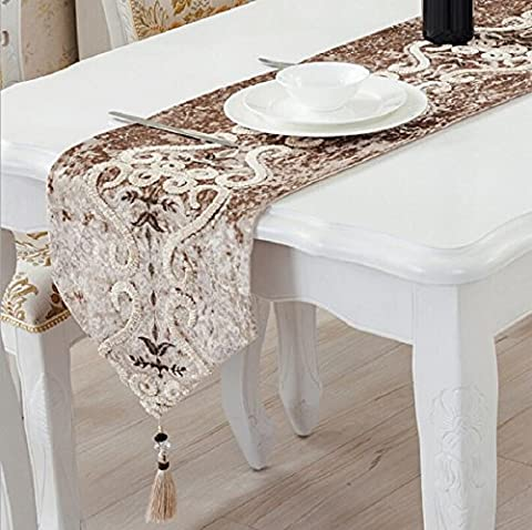 GL&G European luxury table flag high - end cloth Table Runner fashion variety of life decorative desktop