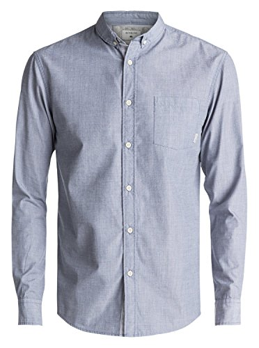 Quiksilver Everyday Wilsden - Long Sleeve Shirt - Langarm-Hemd - Männer