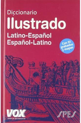 Descargar gratis Diccionario Ilustrado Latín. Latino-Español/ Español-Latino de Varios Autores