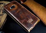 Original Akira Hand Made [Echt Leder] Handyhülle HTC One M9 Flip Wallet Cover Handgemacht Case Schutzhülle Etui Flip Wallet Pen [DEUTSCHER FACHHANDEL] Schwarz