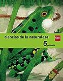 Ciencias de la naturaleza. 5 Primaria. Savia - 9788467570175